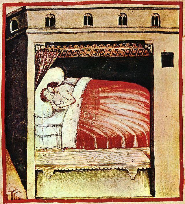 Консумация брака: что это такое, консумированные союзы в средние века