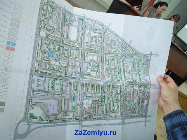 Проект планировки территории и проект межевания территории: требования к разработке и примеры