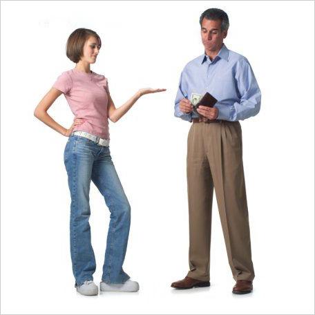 Как подать на алименты в браке и в каком размере можно взыскать средства без развода