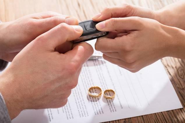 Исковое заявление о разделе совместно нажитого имущества супругов – образец