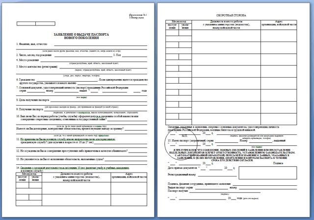 Загранпаспорт после смены фамилии - в какой срок нужно поменять?
