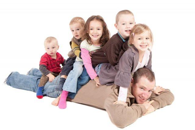 Кем приходятся дети от первых браков - правовой статус