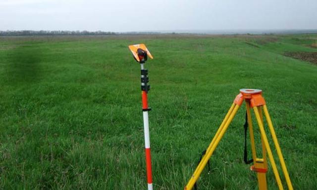 Вынос границ земельного участка в натуру по координатам: образец акта, межевые знаки
