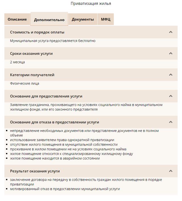 Приватизация квартиры через МФЦ: документы и сроки, пошаговая инструкция