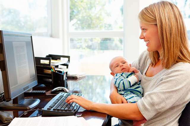 Единовременное пособие при рождении ребенка, если родители не в браке, и другие виды выплат матерям-одиночкам