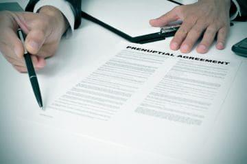Признание брачного договора недействительным – судебная практика