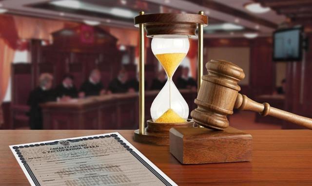 Через сколько разводят после подачи заявления: сколько длится развод через суд и ЗАГС