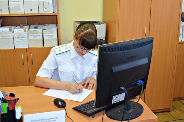 Письмо приставам об увольнении сотрудника: образец и сроки подачи уведомления
