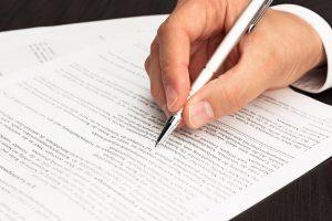 Заявление на отпуск с последующим увольнением по собственному желанию: образец