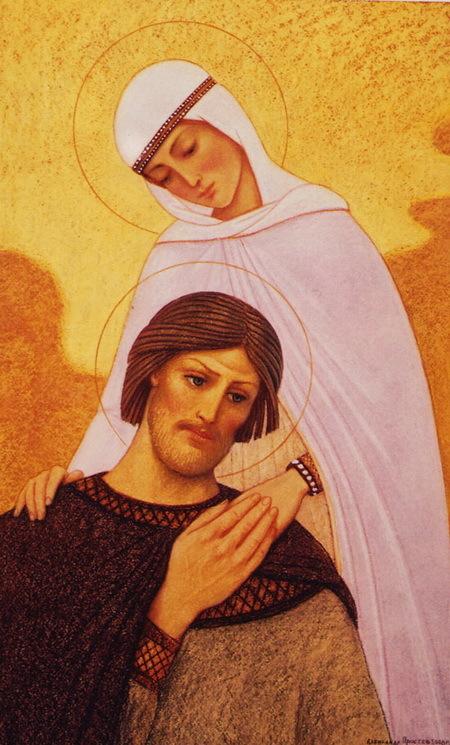 Иконы для сохранения семьи и брака: кому молиться о благополучии