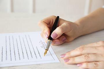 Справка о гражданском браке - образец составления