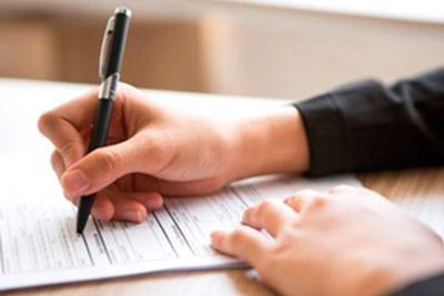 Расписка о получении алиментов на ребенка: образец составления, как написать доверенность