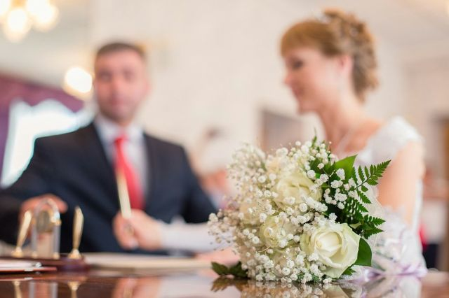 Бланк заявления на регистрацию брака в ЗАГС – образец заполнения формы №7