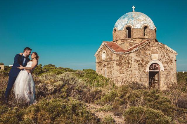 Брак в Греции: документы для замужества с греком, расторжение брака