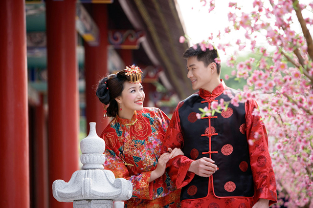 Брак с китайцем - юридические нюансы и традиции