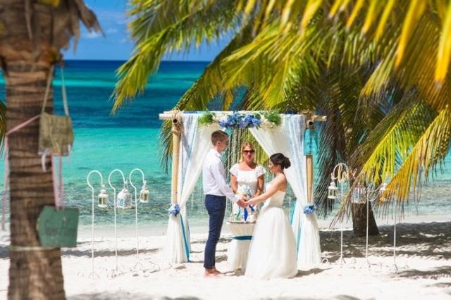 Регистрация брака в Доминикане: что нужно, примерная стоимость свадьбы