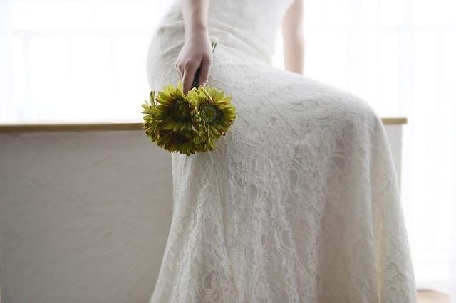 Свадебные платья для второго брака – что надеть невесте на регистрацию