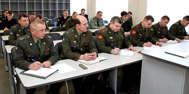 Переподготовка военнослужащих перед увольнением в запас: курсы по переобучению