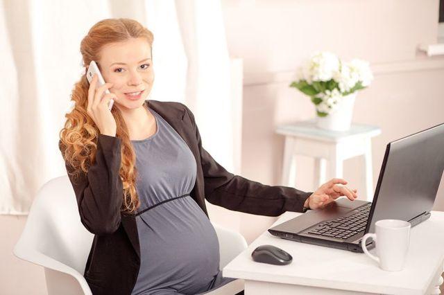 Заявление на декретный отпуск и больничный по беременности и родам в 2020 году