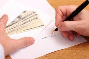 Платежное поручение на перечисление алиментов – образец заполнения